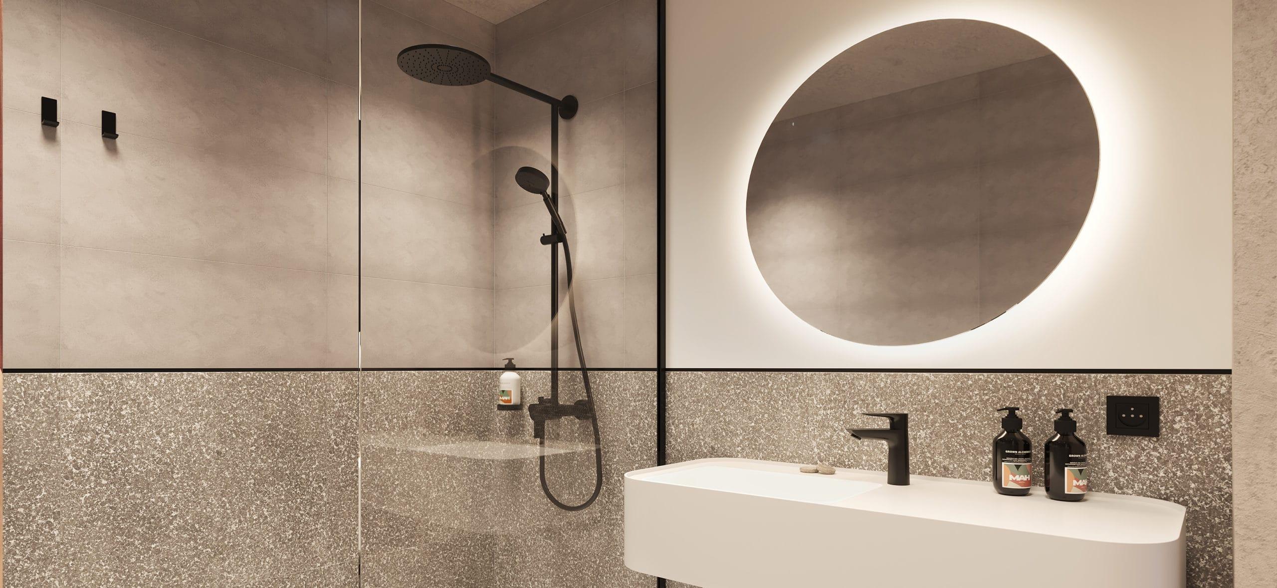 Salle de bain du MAH